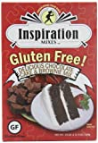 Inspiration Mixes Gluten Free Delicious Chocolate Cake and Brownie Mix, 19 Ounce