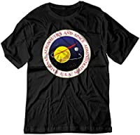 BSW Youth NASA Seal Administrator Formal Logo Astronomy Shirt