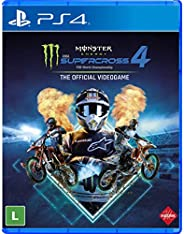 Monster Energy Supercross 4 - PlayStation 4