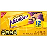 Newtons Soft & Fruit Chewy Fig Cookies, 12 Snack