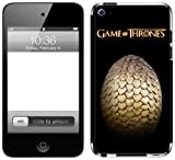 Zing Revolution Game of Thrones Premium Vinyl Adhesive Skin for iPod touch 4, Dragon Eggs (MS-GOT550201)