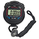 stopwatch - TraveT Sports Digital Stopwatch Timer Large Display and Buttons
