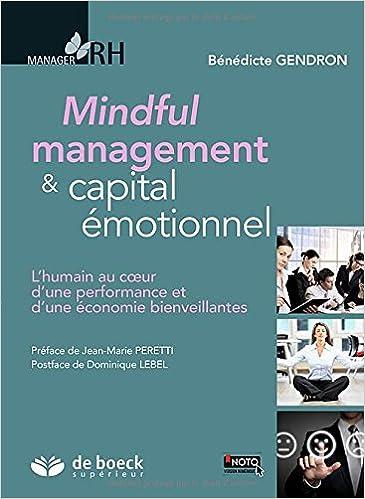Livres Mindful management et capital émotionnel pdf