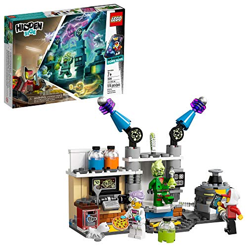 LEGO Hidden Side J.B.'s Ghost Lab is another new toy for boys ages 6 to 8