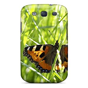 XXDYAaD2999Yghzn Snap On Case Cover Skin For Galaxy S3(beautiful Colorful Butterflies 07)