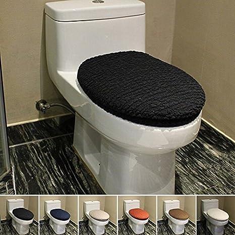 Stupendous Amazon Com New Toilet Seat Cloth Set Closestool Tank Lid Forskolin Free Trial Chair Design Images Forskolin Free Trialorg