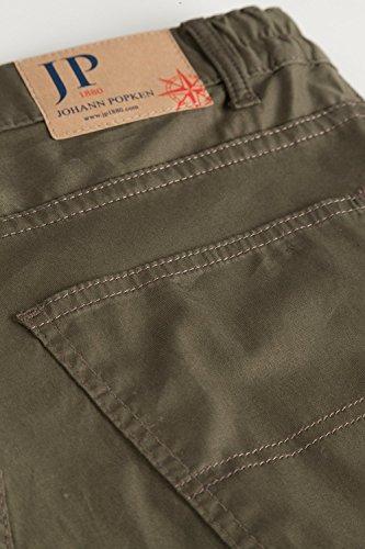 JP 1880 Homme Grandes tailles Pantalon Nanotherm kaki 27 702544 44-27