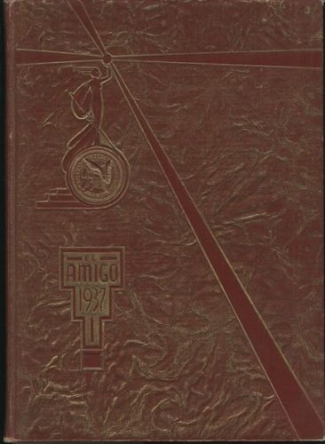 El Amigo 1937 - Yearbook of Colorado Medical Training School, Denver, Colorado