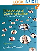 #5: Interpersonal Communication: Everyday Encounters (MindTap Course List)