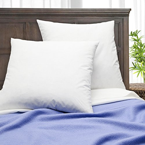 Quilted Pillow 3 Euro Shams - 8