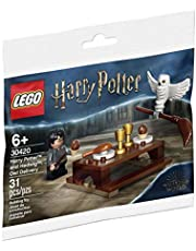 Harry Potter Harry i Hedwiga przesyÄška [KLOCKI]