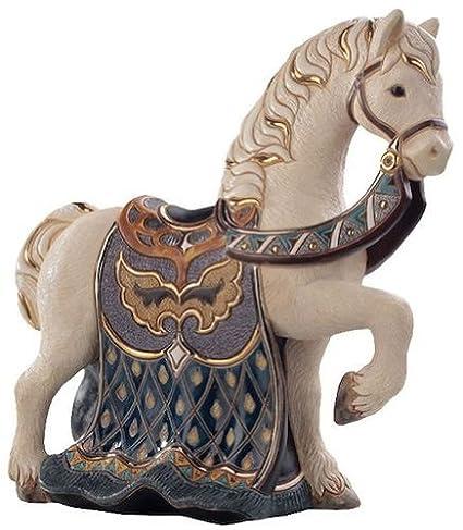 De Rosa Rinconada Imperial Horse Home Decor Figurine L.E.