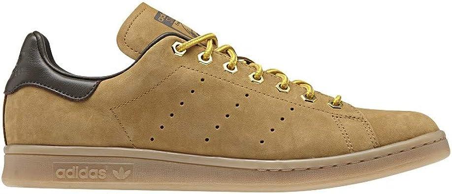 mapa nacido Sicilia  adidas Stan Smith WP Zapatillas Hombre Marrón, 36: Amazon.es: Zapatos y  complementos