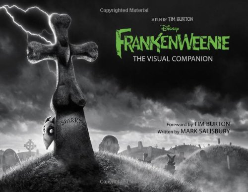 Frankenweenie The Visual Companion Disney Editions Deluxe Film Mark Salisbury Leah Gallo Holly Kempf Tim Burton 9781423141860 Amazon Com Books