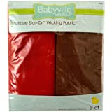 Babyville Boutique 35203 Stay-Dri Wicking Fabric