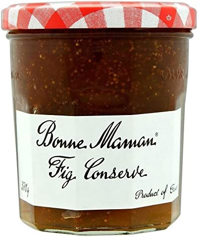 Bonne Maman Fig Conserve (370g) 良いママイチジクジャム( 370グラム)