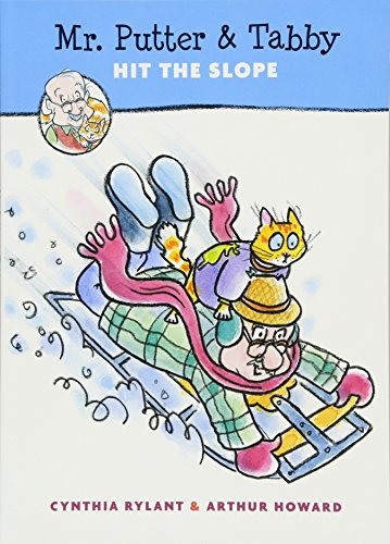 Mr. Putter & Tabby Hit the Slope [Rylant, Cynthia] (Tapa Blanda)