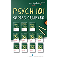 Psych 101 Series Sampler (eBook): Introductions to Key Topics in Psychology (The Psych 101 Series) (English Edition)