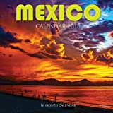 Mexico Calendar 2018: 16 Month Calendar