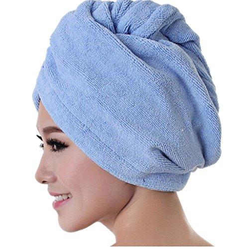 Baby Absorbent Back Cotton Towel Lion (Blue) - 4