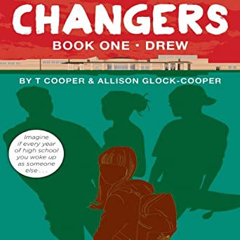 Amazon Changers Book One Drew Audible Audio Edition T Cooper Allison Glock Jessica Almasy Studios Books