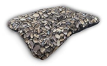 Camalaika Cama para Mascotas Piedras; Talla L: Amazon.es: Productos para mascotas