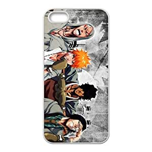 bleach 12 iPhone 4 4s Cell Phone Case White PSOC6002625680210