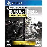 Tom Clancy's Rainbow Six Siege Advanced Edition for PlayStation 4 by Ubisoft