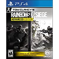 Tom Clancy's Rainbow Six Siege Advanced Edition -...