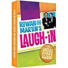 Dan Rowan & Dick Martin's Laugh-In The Complete First Season 4-Disc DVD Set