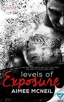 Levels Of Exposure (Distortion Series Book 2) by [Mcneil, Aimee]