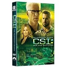 Csi: Crime Scene Investigation -Fourteenth Season [Importado]
