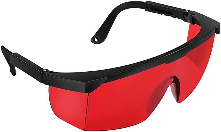 Openuye Goggles, Gafas de seguridad para depilación HPL/IPL, Gafas ...