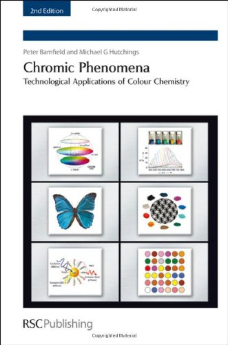 [PDF] Chromic Phenomena: Technological Applications of Colour Chemistry, 2nd Edition Free Download | Publisher : Royal Society of Chemistry | Category : Science | ISBN 10 : 1847558682 | ISBN 13 : 9781847558688