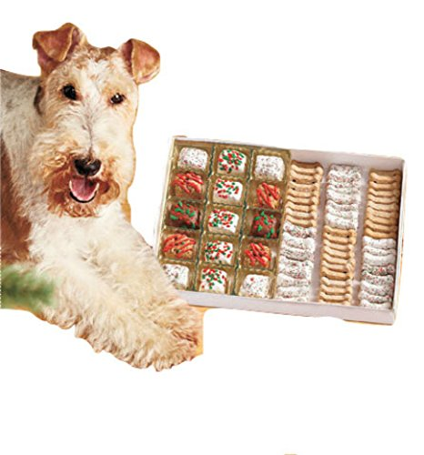 Gourmet Dog Bakery - Foppers Gourmet Dog Treat Box (75 Pieces)
