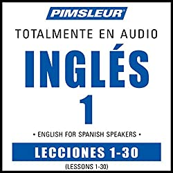 ESL Spanish Phase 1, Units 1-30