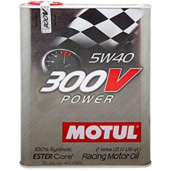 motul 104242 300v 5w40 racing oil 2 liters. Black Bedroom Furniture Sets. Home Design Ideas