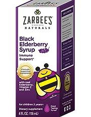 Zarbee's Naturals Children's Elderberry Immune Support