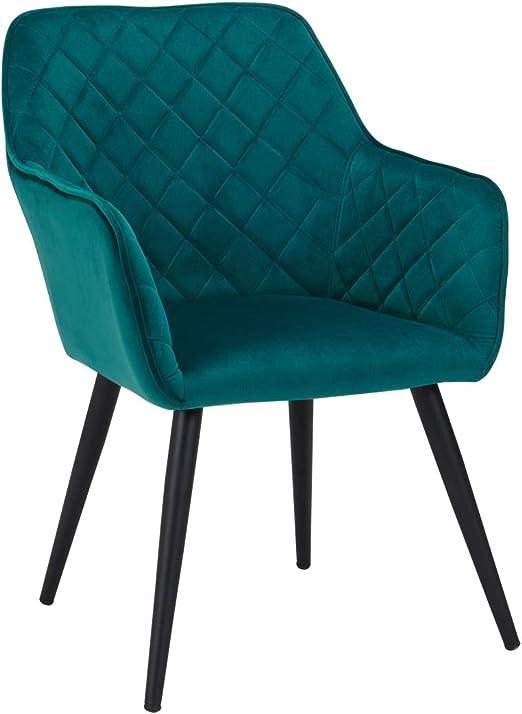 Kunststoff Stuhl für Kinder Farbe Türkis Petrol  