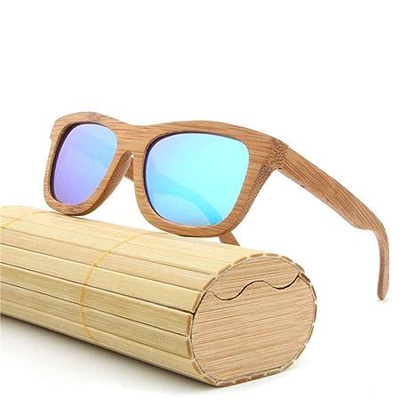 Weiwei Gafas de Sol Hombre,Gafas de Sol polarizadas de ...