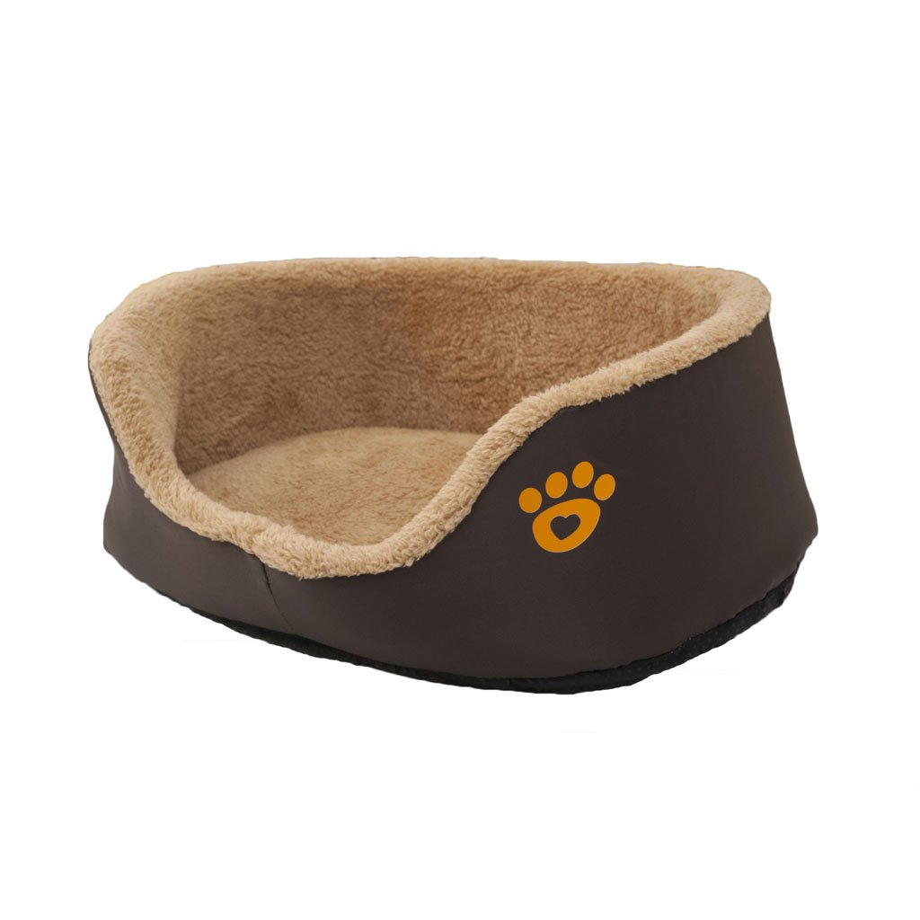 M Moolo Pet Bed Plush Kennel Four Seasons Universal Soft And Comfortable Waterproof Non-slip Durable A1 Dog Bed (Size   M)