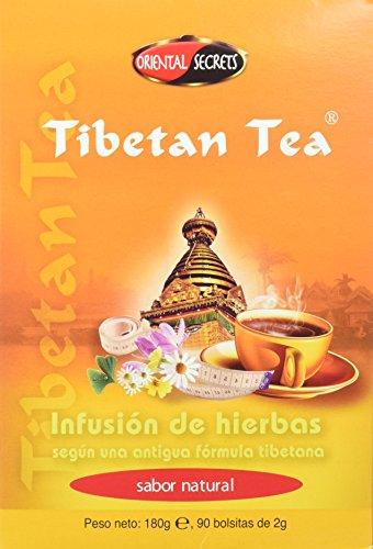 Tibetan Tea Infusion de Hierbas Natural - 90 bolsitas