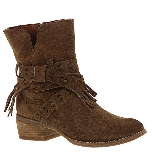 (Naughty Monkey Wilson Women's Boot 10 B(M) US Tan)