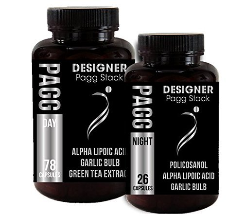 Designer PAGG Stack - Highest Quality PAGG in the Market - 4 Hour Body by Tim Ferriss