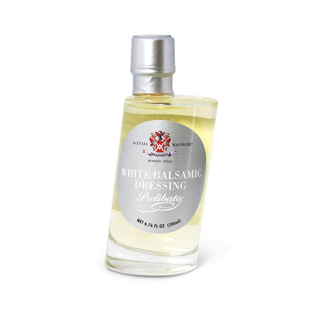 Malpighi Prelibato White Balsamic Dressing - 6.7oz. Bottle by Malpighi