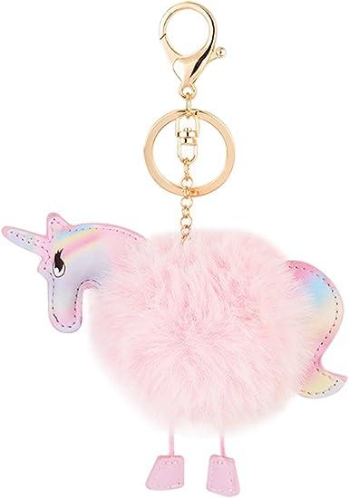 Unicorn key door for women