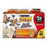Purina® Friskies® Gravy Pleasures™ 24-156g Variety Pack