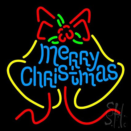 merry christmas light decoration outdoor neon sign 24 tall x 24