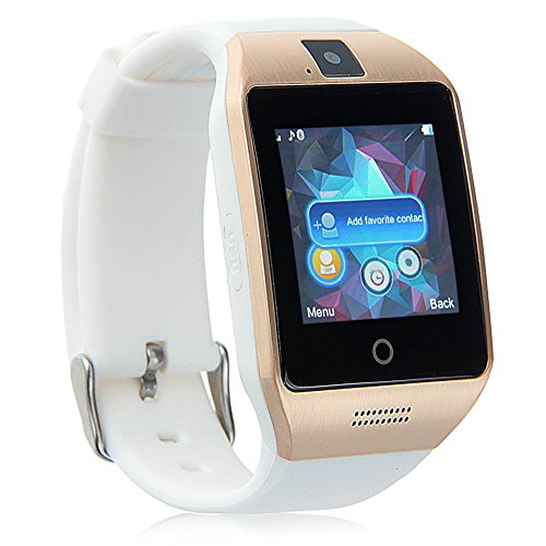 Padgene Bluetooth Nfc Smart Watch With Ips Touch Screen Watch Phone For Samsung S5 S6 S6