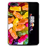 STUFF4 Gel TPU Phone Case / Cover for OnePlus 5 / Jelly Babies Design / Confectionery Collection